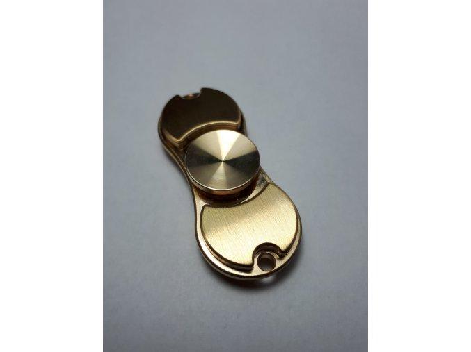 Fidget Spinner Super Shine zlatý  (EXCELENTNÍ KVALITA)