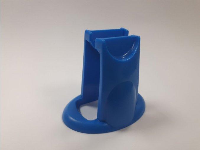 fidget spinner stojánek modrý