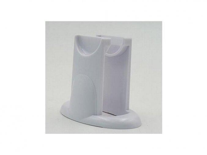 fidget spinner stojánek bílý