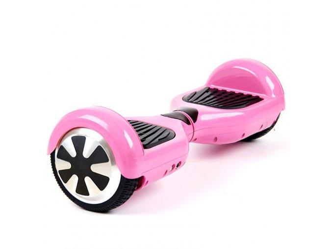 Hoveboard Q4 Růžový