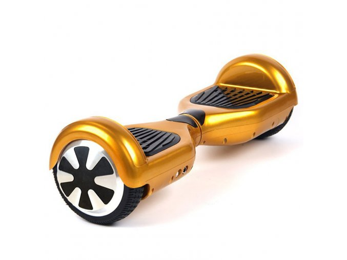Hoveboard Q4 Zlatý