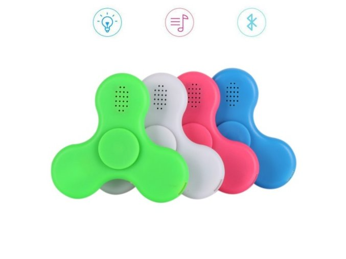 fidget spinner Bluetooth2