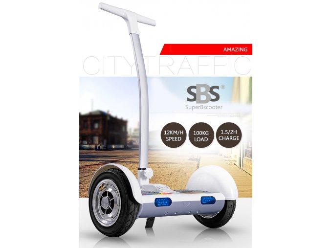 Gyroboard Chariot