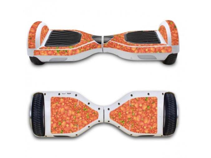 hoverboard nálepka Orange
