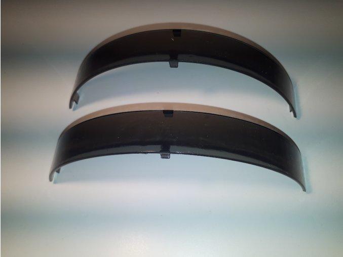 Plastový kryt pro hoverboard 2 kusy (gyroboard, smart balance wheel) Q5 hoverboard je podobný známému vozítku mini segway (2)