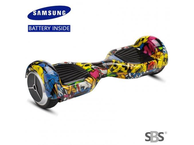 Hoverboard Q3 7 Gratify 2 (gyroboard, smart balance wheel) doprava zdarma / podobná vozítku mini segway..