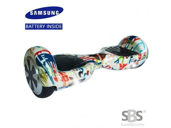 Hoverboard Q4 7 Gratify 1 (gyroboard, smart balance wheel) doprava zdarma / podobná vozítku mini segway..