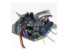 Elektronický modul pro hoverboard (gyroboard, kolonožka, smart balance wheel) / Hoverboard je podobná známému vozítku mini segway