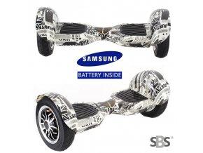 Kolonožka Hoverboard offroad Q10 Anglie 2 (gyroboard, smart balance wheel) doprava zdarma / podobná vozítku mini segway
