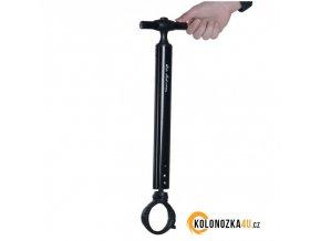 Balanční tyč pro Hoverboard (Kolonožka, gyroboard, hoverboard, smart balance wheel) Q10 / Hoverboard je podobný známému vozítku mini segway