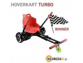 Kolonožka Buggy TURBO 1 - Hoverkart - rám se sedadlem (hovercart)