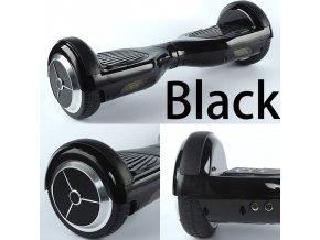 """Kolonožka Hoverboard Q3 7"""" černá (gyroboard, smart balance wheel) doprava zdarma AKCE / podobná vozítku mini segway"""