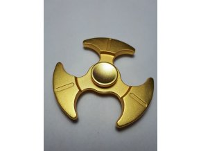 Fidget Spinner Axe zlatý  (SUPER KVALITA)