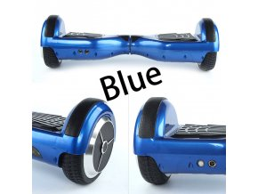 "Kolonožka Q3 7"" modrá (gyroboard, kolonožka, hoverboard, smart balance wheel) doprava zdarma / podobná vozítku mini segway"