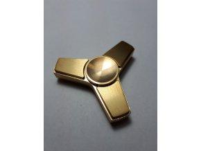 Fidget Spinner Star trek zlatý  (EXCELENTNÍ KVALITA)