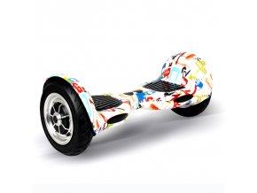 Kolonožka offroad Q10 CRAZY (gyroboard, kolonožka, hoverboard, smart balance wheel) doprava zdarma AKCE / podobná vozítku mini segway