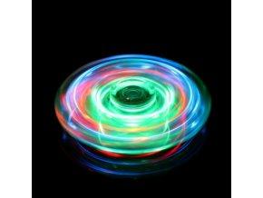Fidget spinner vodeodolny led3