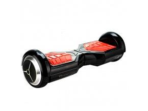 """Hoverboard Q6 Transformer Černý 6,5"""" (gyroboard, smart balance wheel) doprava zdarma / podobný vozítku mini segway.."""