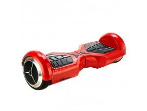 """Hoverboard Q6 Transformer Červený 6,5"""" (gyroboard, smart balance wheel) doprava zdarma / podobná vozítku mini segway.."""