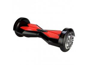 """Kolonožka Hoverboard Q5 Matrix Černá s LED světly na blatnících 6,5"""" (gyroboard, smart balance wheel) Doprava zdarma / podobná vozítku mini segway.."""