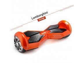 """Hoverboard Q5 Matrix Oranžová 6,5"""" (gyroboard, smart balance wheel) doprava zdarma AKCE / podobná vozítku mini segway.."""