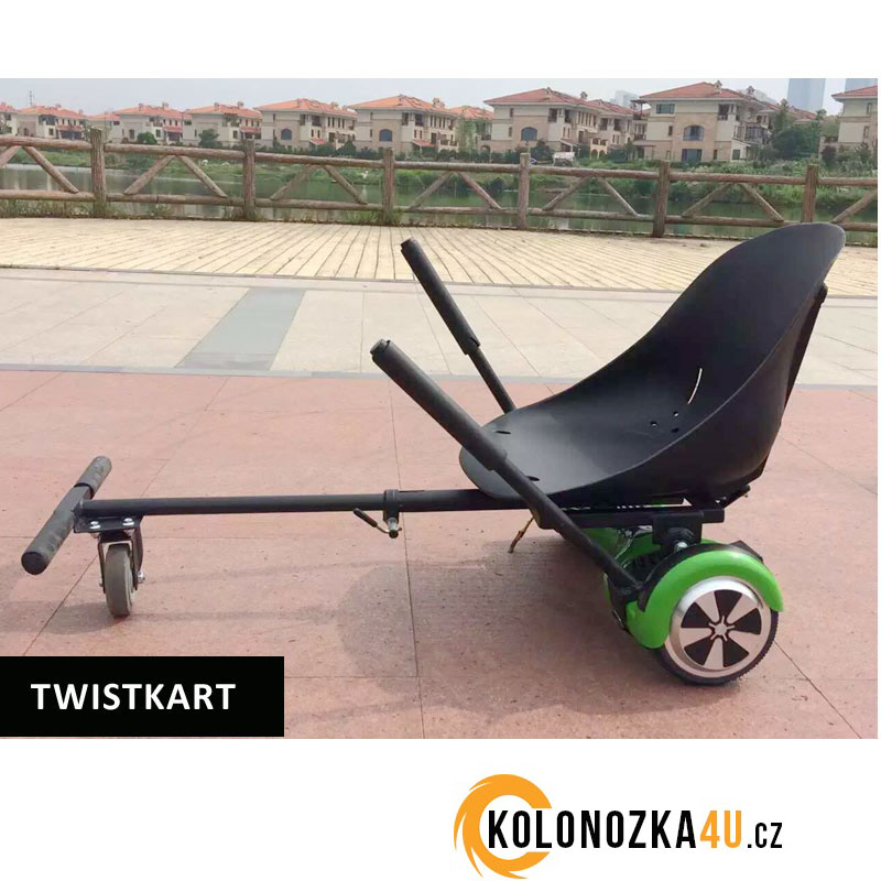 Hoverboard Buggy Twistkart XL - Hoverkart - rám se sedadlem (hovercart)