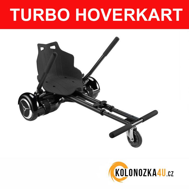 Hoverboard Buggy TURBO 2 - Hoverkart - rám se sedadlem (hovercart)