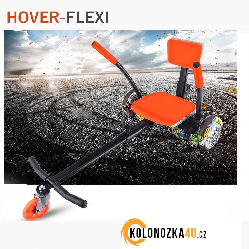 """Hoverboard Buggy FLEXI 6,5"""" - Hoverkart - rám se sedadlem (hovercart)"""