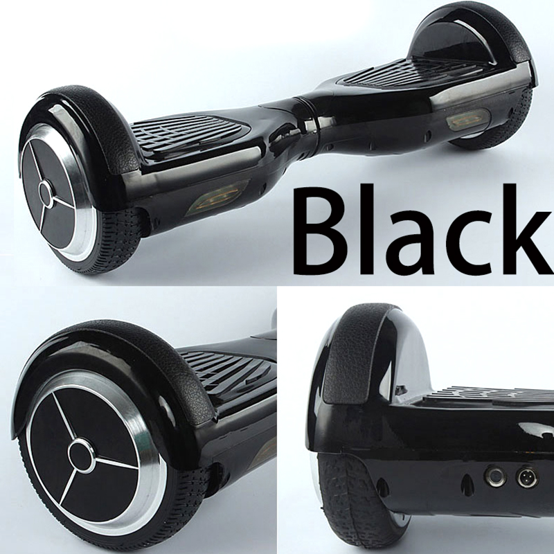 Hoveboard Standard černý bluetooth reproduktory