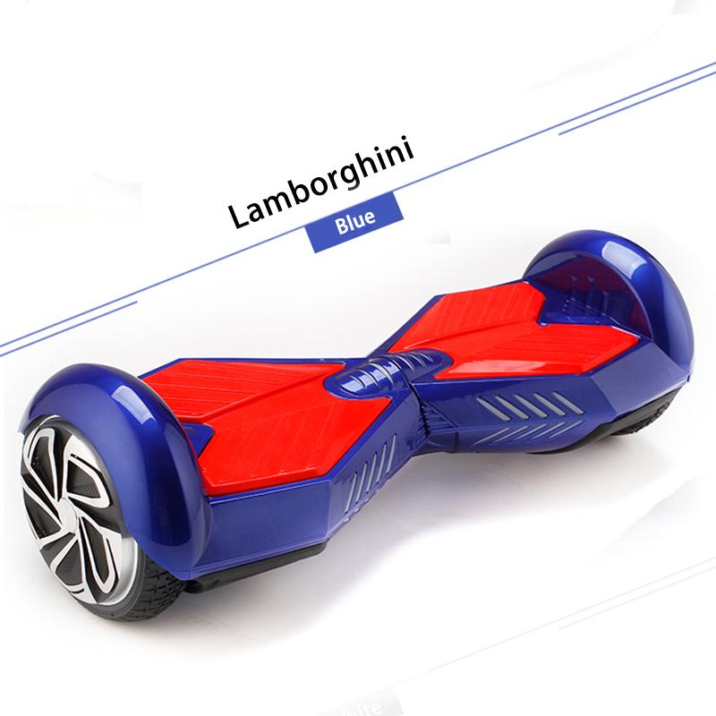 """Kolonožka Hoverboard Q5 Matrix Modrá 6,5"""" (gyroboard, smart balance wheel) doprava zdarma AKCE / podobná vozítku mini segway.."""