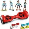 Kolonožka Hoverboard  Kids červená (GYROBOARD, SMART BALANCE WHEEL) doprava zdarma / podobná vozítku mini segway