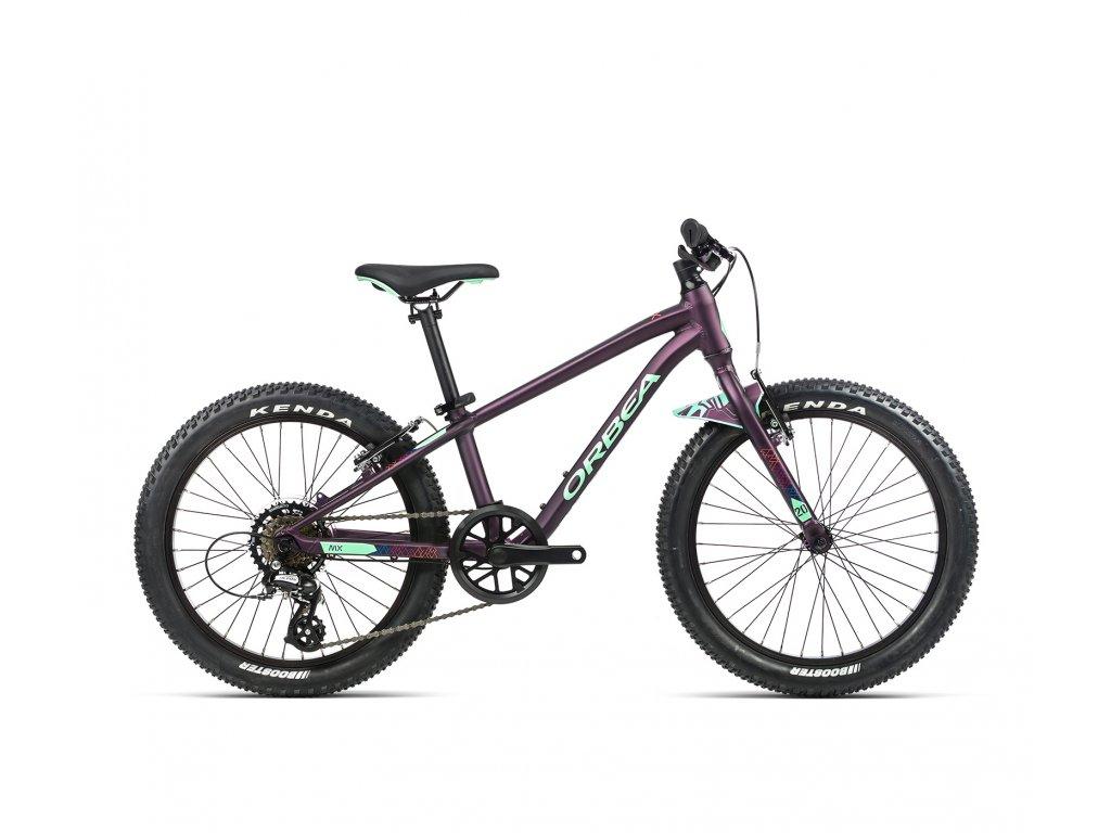 Orbea MX 20 DIRT Purple-Mint 2021