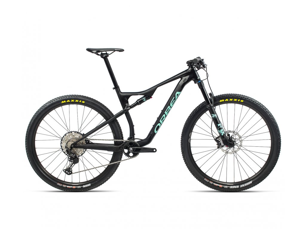 Orbea OIZ H20 Black-Ice Green 2021