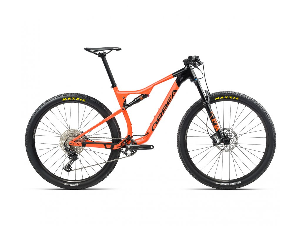 Orbea OIZ H30 Magma Orange-Black 2021