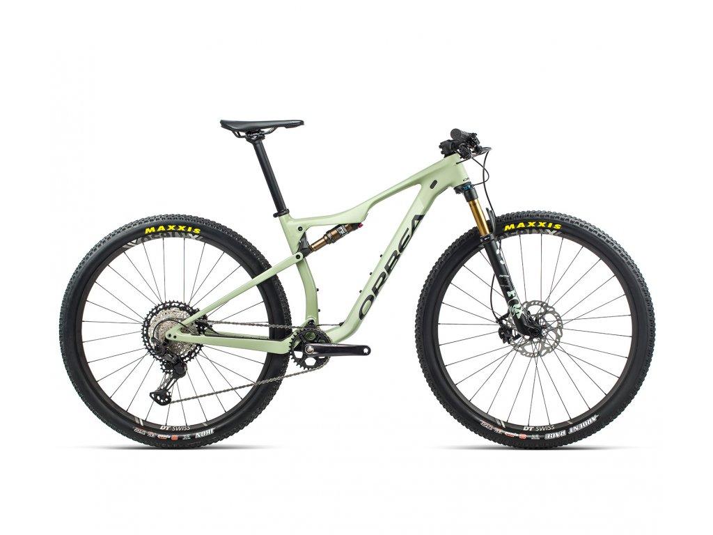 Orbea OIZ M10 Lichen Green-Black 2021