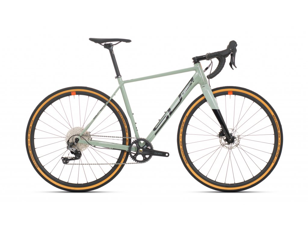 Superior X-ROAD Elite gloss sand grey/black 2021