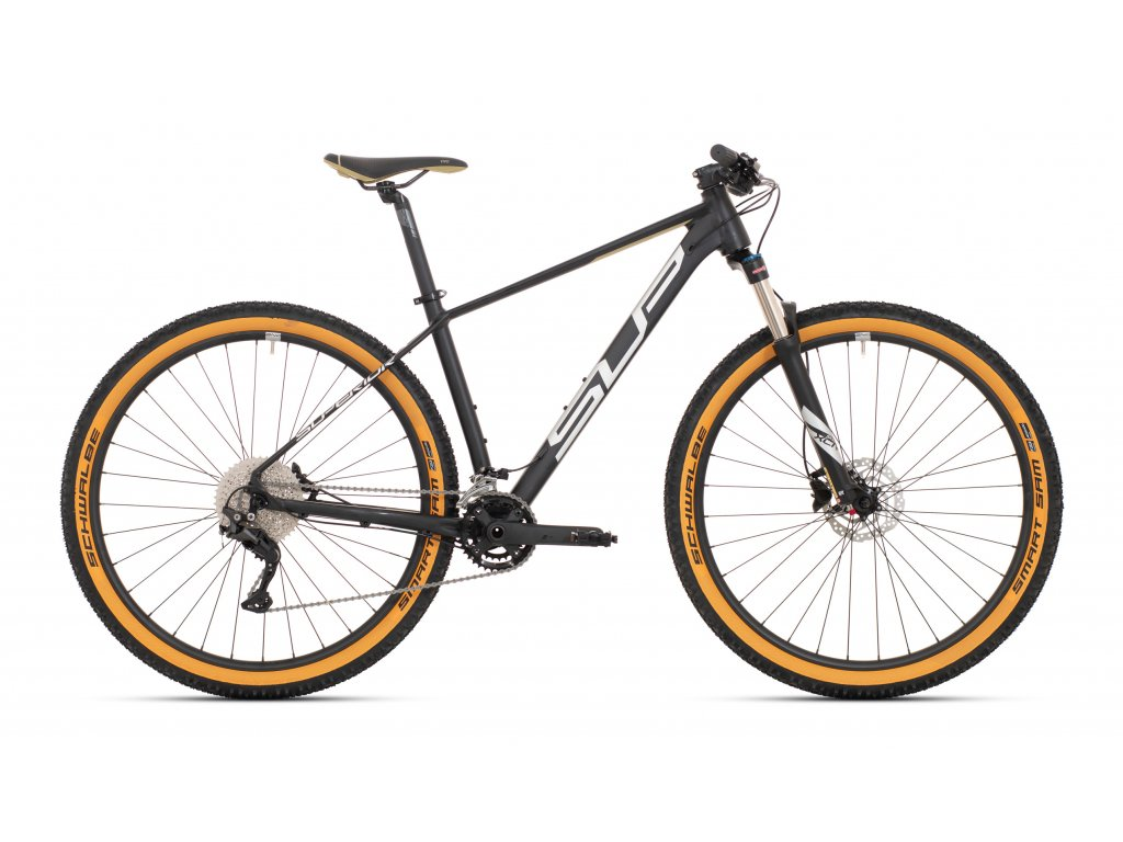 Superior XC 879 matte black/silver/olive 2021