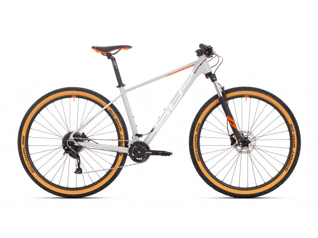Superior XC 859 gloss grey/orange 2021
