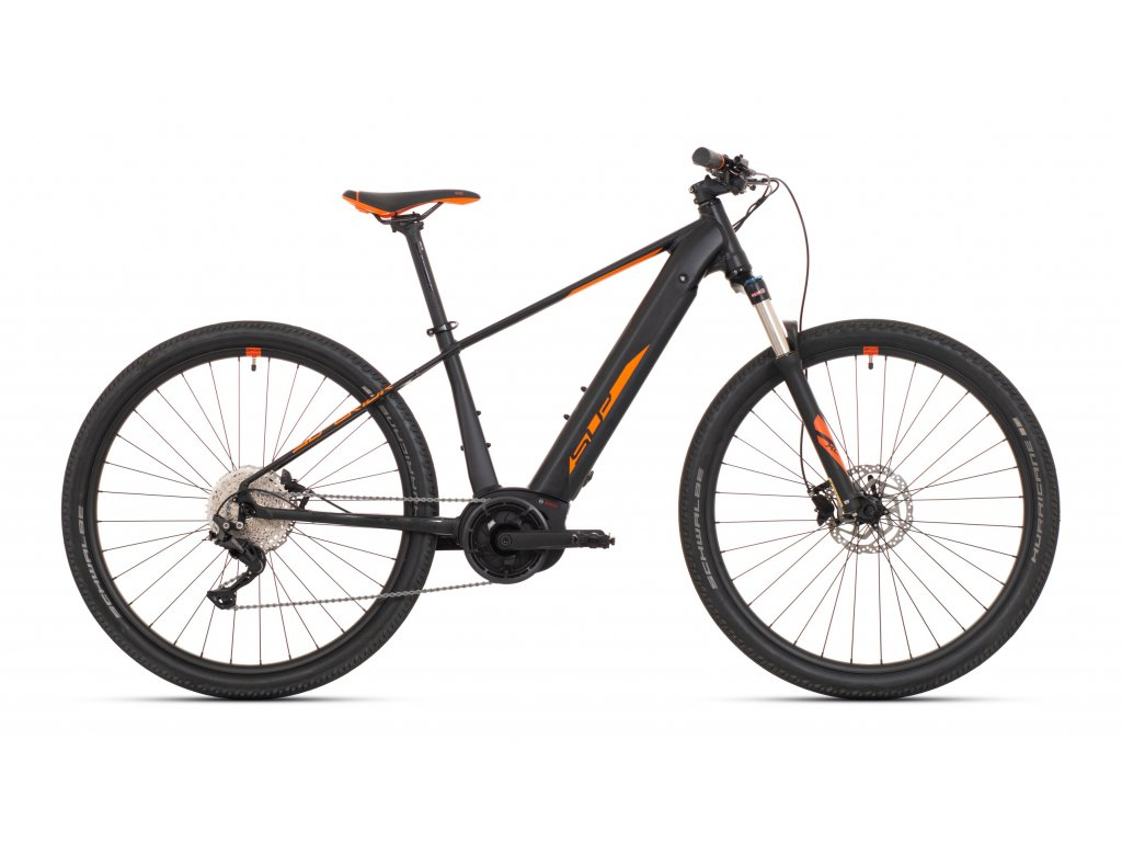 Superior eXC 7039 B matte black/orange 2021