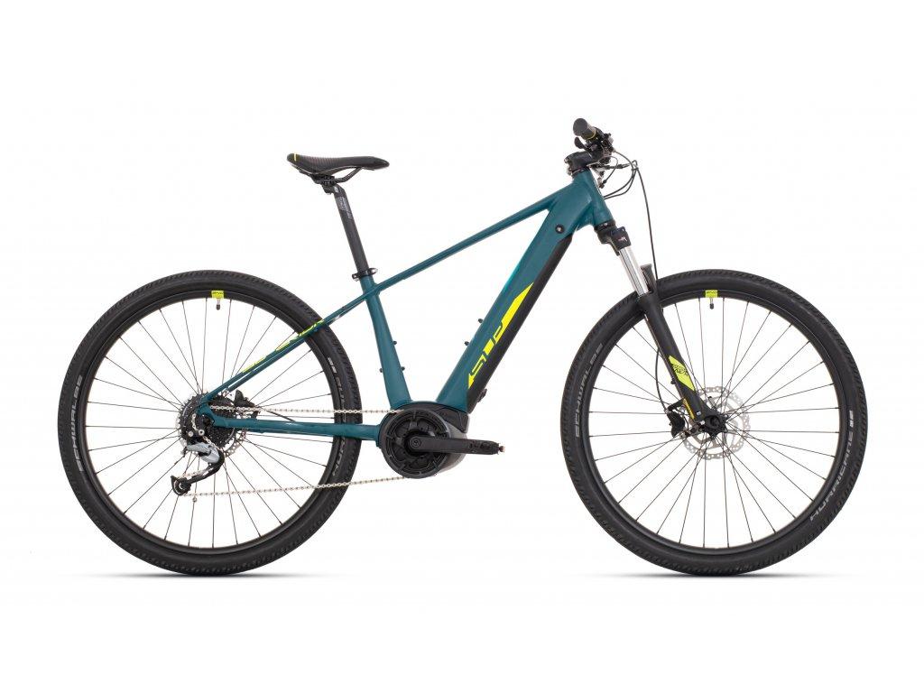 Superior eXC 7019 B matte turquoise/neon yellow 2021