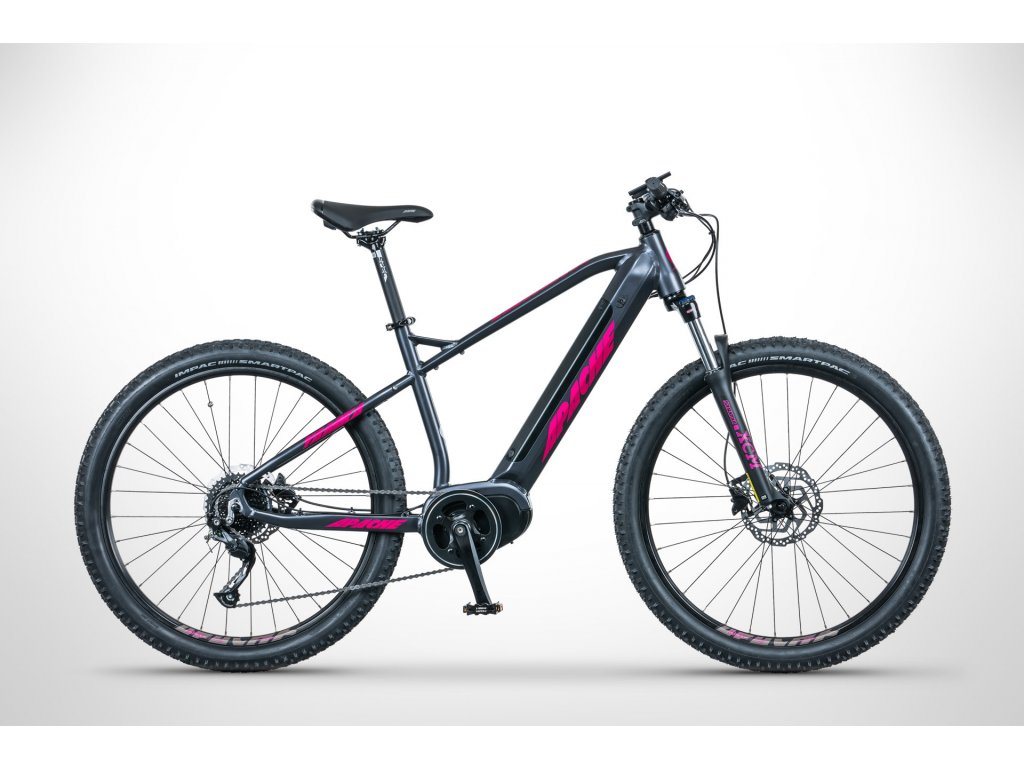 Apache Yamka MX5 dark gray 2021