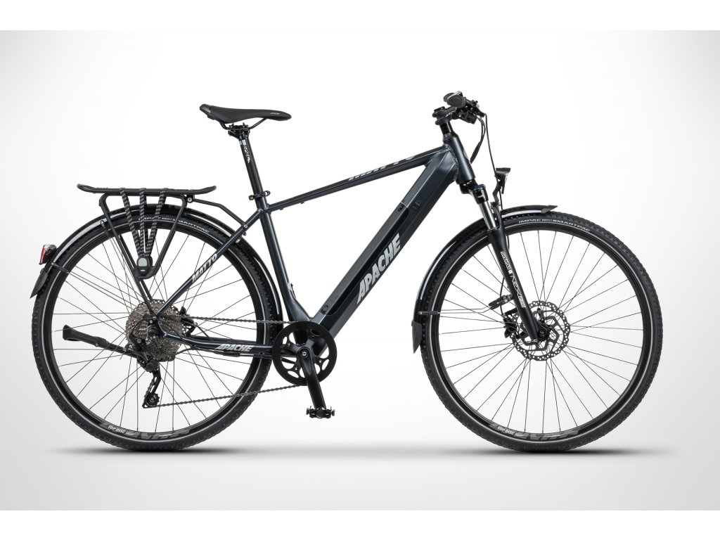 Apache Matto Tour E5 dark gray 2021