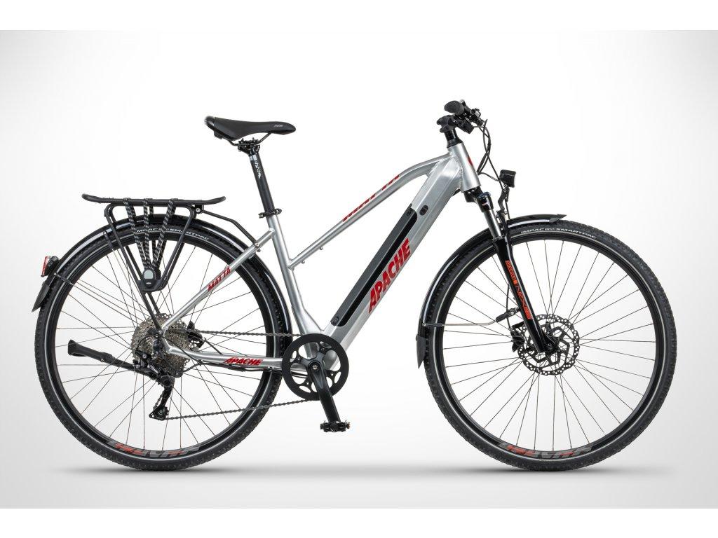 Apache Matta Tour E5 silver 2021