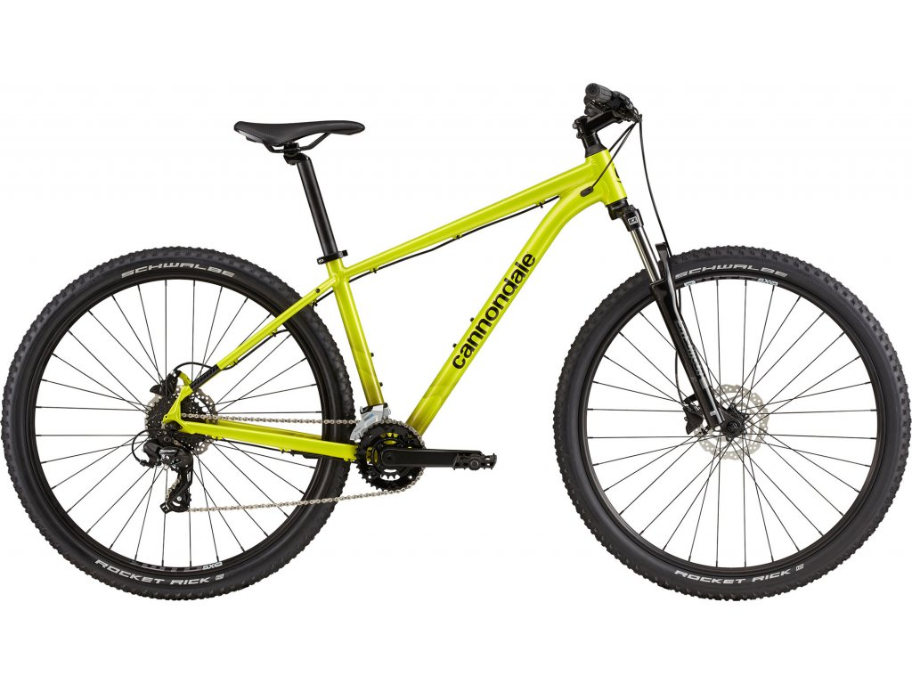 Cannondale Trail 8 Highlighter 2021