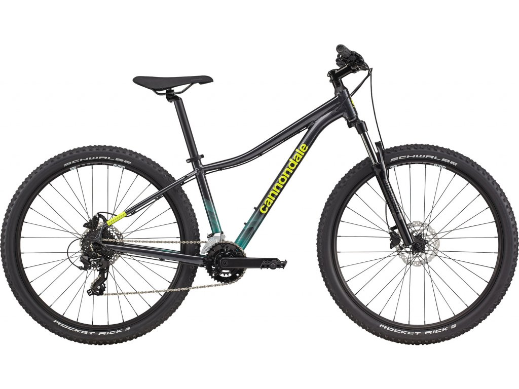 Cannondale Trail Women's 8 Turquoise 2021