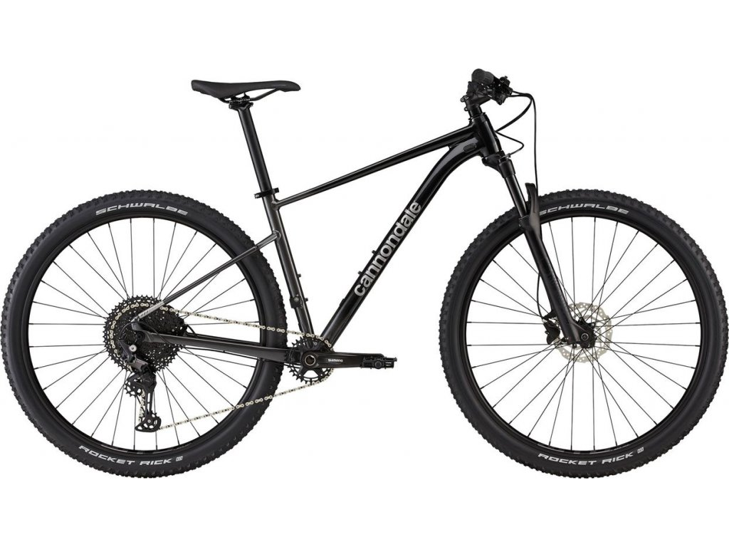 Cannondale Trail SL 3 Black Pearl 2021