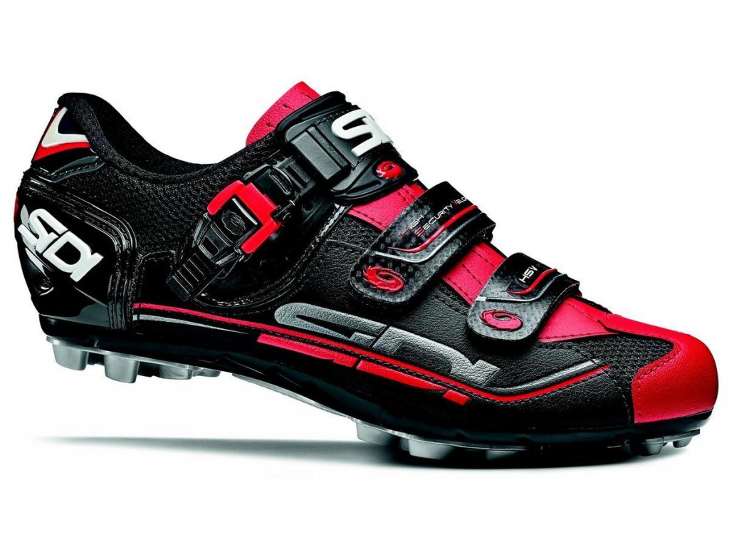 Sidi Eagle 7 black/black/red