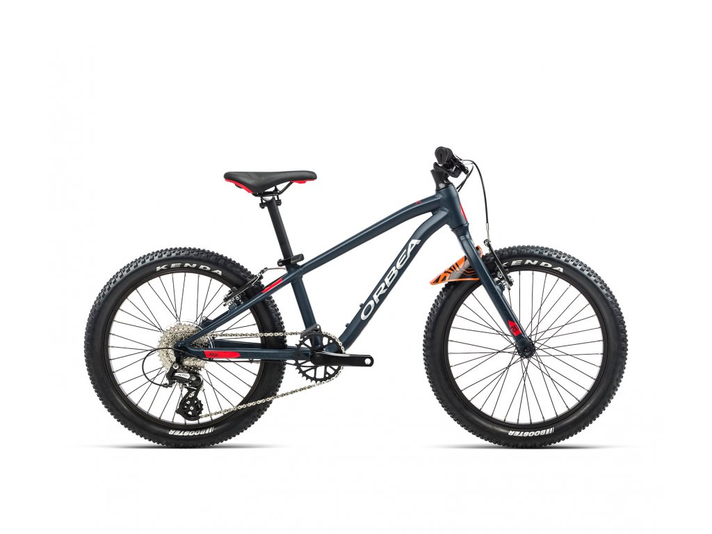 Orbea MX 20 TEAM Blue Bondi-Bright Red 2021