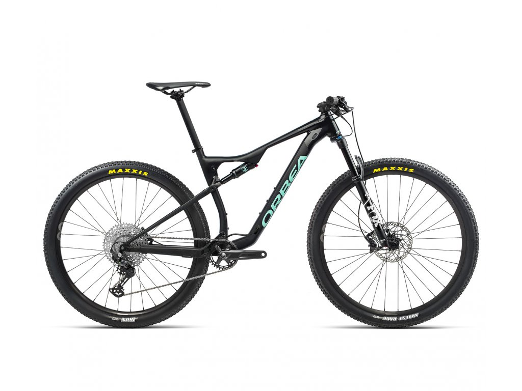 Orbea OIZ H30 Black-Ice Green 2021