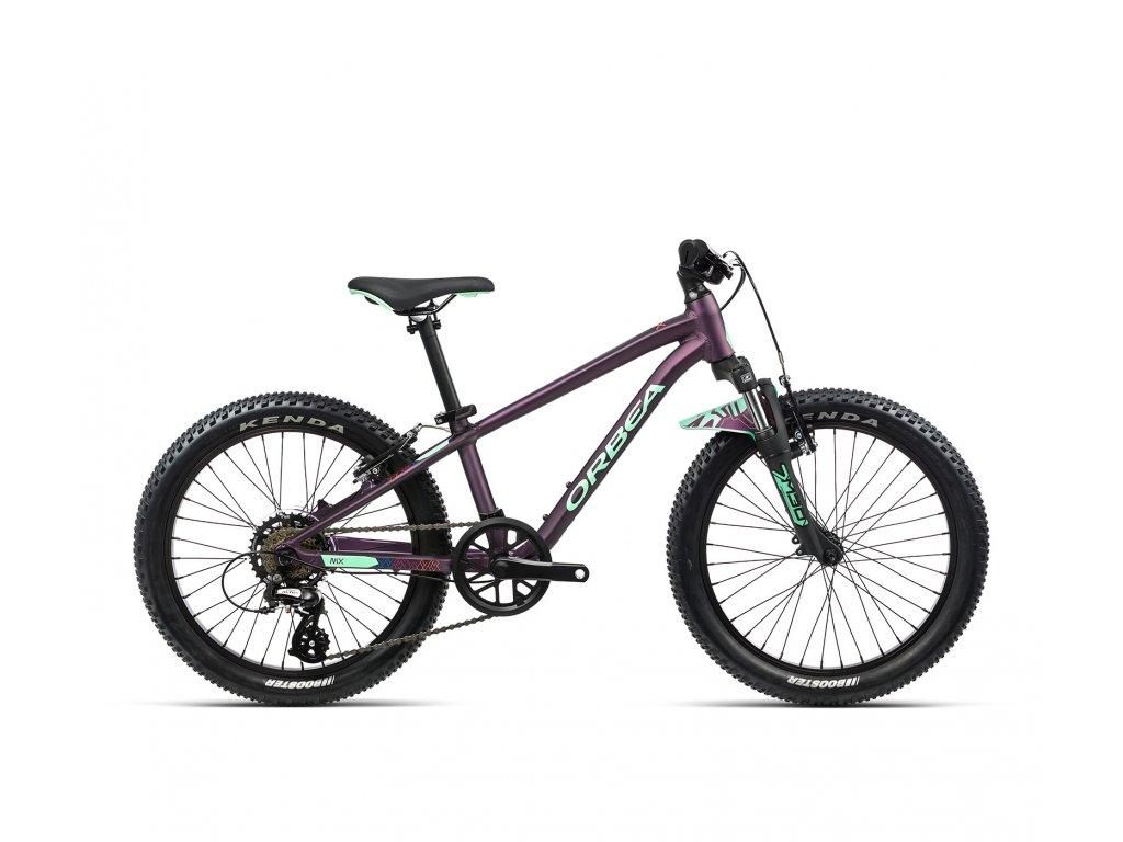 Orbea MX 20 XC Purple-Mint 2021